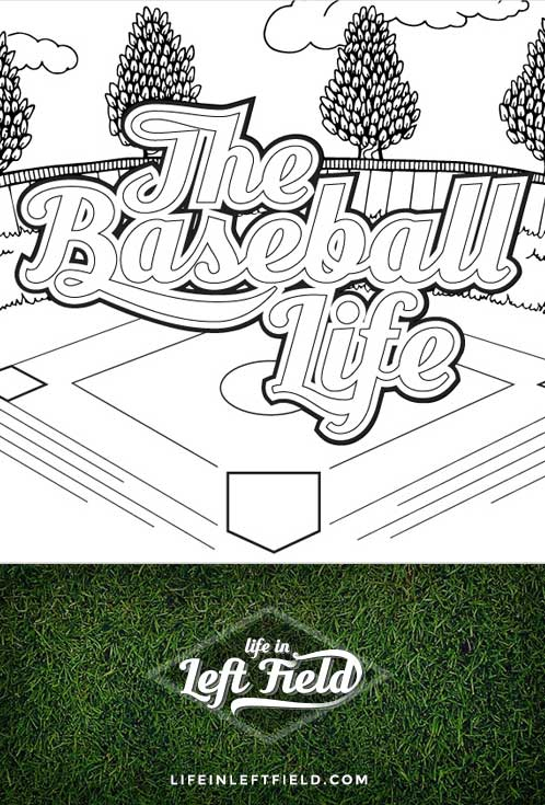 Printable Coloring Page | lifeinleftfield
