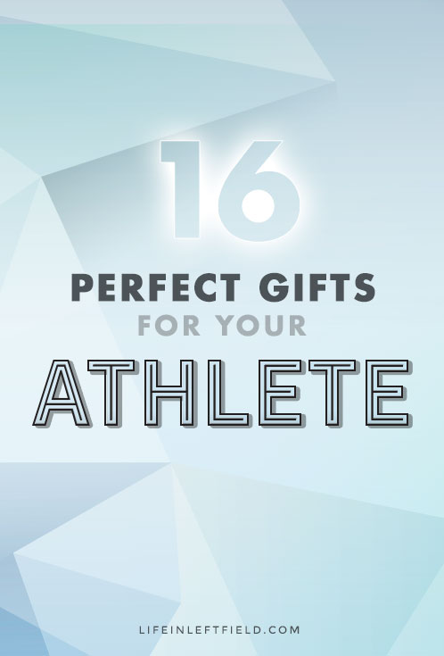 Need to find your athlete the perfect gift? Check out these great ideas and send the perfect gift. | lifeinleftfield
